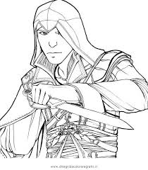 assassin u0027s creed 30 video games u2013 printable coloring pages