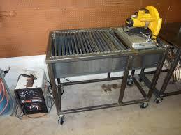 jim aderhold u0027s welding and metalworking hobby chop saw u0026 cutting