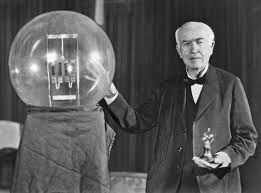 how did thomas edison invent the light bulb who invented the lightbulb a timeline
