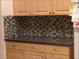 kitchen glass backsplash kitchen glass subway tile backsplash