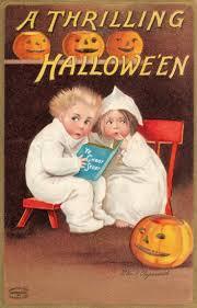 Vintage Halloween Graphics by 1098 Best Vintage Postcards Halloween Images On Pinterest