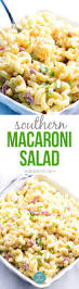 Best Pasta Salad Recipe by Best 25 Creamy Macaroni Salad Ideas On Pinterest Pasta Salad