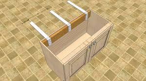 kitchen island brackets hidden l granite bracket u2013 the granite bracket store