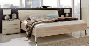 Schlafzimmer Komplett Arte M Wiemann Shanghai Bett Mit Polsterkopfteil Kunstleder Variabel