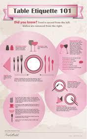 Formal Dining Setting Table 47 Best Respect Table Etiquette Images On Pinterest Proper