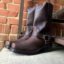 rugged cowboy boots furniture shop