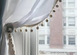 Curtains With Pom Poms Decor Play Up Your Bedroom Curtains With Some Pom Poms Decor Bedroom
