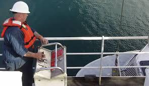 hydrographic survey noaa teacher at sea blog