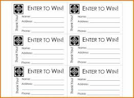 blank printable tickets blank raffle ticket templates event