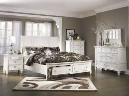 Black Leather Sleigh Bed Bedroom Ashley Furniture Sleigh Bed Alisdair Leather Sleigh Bed
