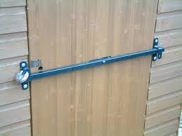Exterior Door Security Exterior Door Security Bar Http Thefallguyediting