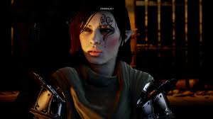 dragon age inqusition black hair dragon age inquisition part 01 the beginning female elf mage