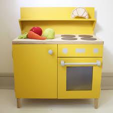 handmade toy wooden kitchen