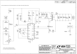Led Light Flicker Problem Flashing Led Circuit Using Flyback Topology Flickering Problems