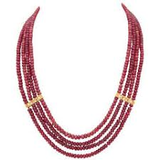 ruby bead necklace images Antique ruby beaded necklaces 56 for sale at 1stdibs jpg