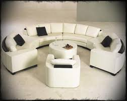 decorate your hall with attractive classy curved sofa design