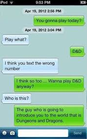 D And D Memes - d d wrong number meme collection