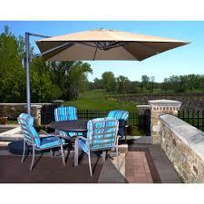 Sunbrella Rectangular Patio Umbrella by Furniture Charming Cantilever Umbrella For Inspiring Patio Or