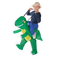 dinosaur costume for toddlers children u0027s inflatable dinosaur t rex costume
