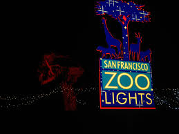 San Francisco Zoo Map by San Francisco Zoo Lights Tekamaki