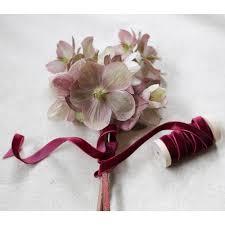 burgundy velvet ribbon shop merlot velvet ribbon flirty fleurs the florist
