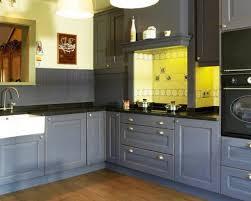 cuisine bleue et blanche cuisine bleue et blanche cuisine blanche et bois mur