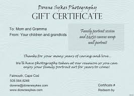 pages templates for gift certificate pages gift certificate template free gift ideas