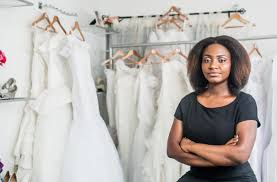 bridal consultant abena ofosua obuba i left engineering to become a bridal consultant