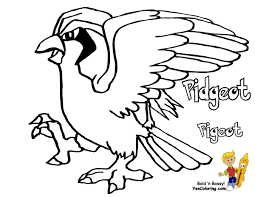 pokemon coloring pages google search pidgeotto coloring pages free coloring for kids 2018