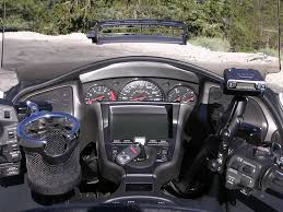 radar detector mount on honda goldwing gallery article