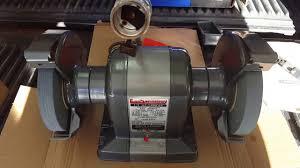 craftsman commercial block grinder 1 2 hp 7