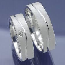 verlobungsringe paar popular 1 paar silber partnerringe verlobungsringe