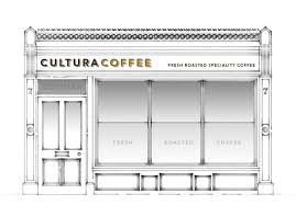 shop front design coffee shop tea room design