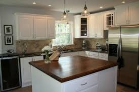 White Kitchen With White Oak Kitchen Cabinets Paint  Painting Oak - White oak kitchen cabinets