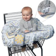 Buggy Bench Coupon Code Boppy Baby Chevron Pattern Shopping Cart Cover Gray Target