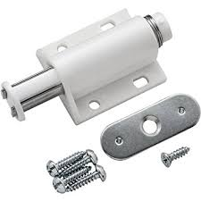 magnetic touch latch white cabinet and furniture latches