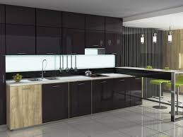 Frosted Glass For Kitchen Cabinets Contemporary Glass Cabinet Doors