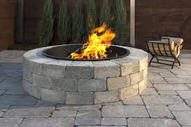 Gas Firepit Kit Firepit Kits For Easy Installation And Convenience In Springfield