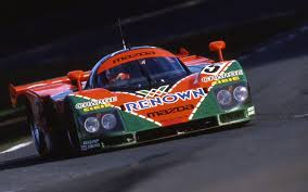who made mazda cars mazda 787b group c sports prototype racing car amazing engine