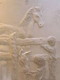 what a relief sculpted murals residential applications sculpted murals lake scene on wall sculpted murals horse and children
