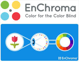 Contacts For Color Blindness Correction Life In Full Color With Enchroma Glasses Color Blindness Correction