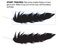 how to draw your own vector wings go media creativity at work