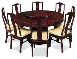 dining table rustic round dining table set for 6 round table