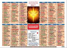 Crkveni Kalendar Za 2018 Katolicki Kalendar 2017 Krk Jpg