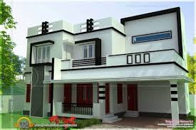 Modern Small House Designs Stunning Modern House Design Flat Roof 2017 Of Flat Roof Modern