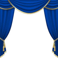 blue backdrop 8x8ft royal blue curtain drape white wall custom photo background