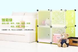 4 cubes clothing armoire kids closet organizer childrens wardrobe
