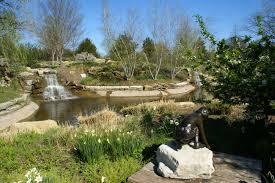Overland Park Botanical Garden Arboretum Botanical Garden Beautiful Overland Park Kansas