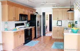 Kitchen Cabinet Update by Update Oak Kitchen Cabinets U2013 Decoration