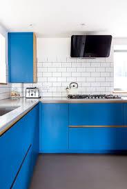 electric blue kitchen cabinets portishead kitchen design arlberry